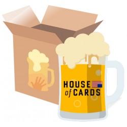 Cervezas para ver House of Cards