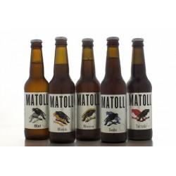 Pack Cervezas Matoll