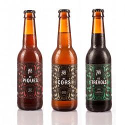Pack selección As Cervesa Artesana