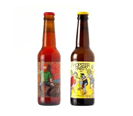 Pack Cervezas Garagart