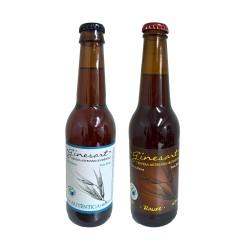 Pack selección cervezas Ginesart Tostadas
