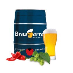 Brew Barrel Ale con Chili