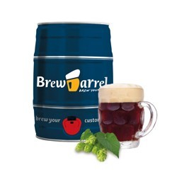 Brew Barrel Dark Beer