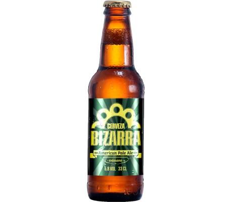 Cerveza Bizarra Rubia