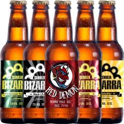 Pack degustación Cerveza Bizarra