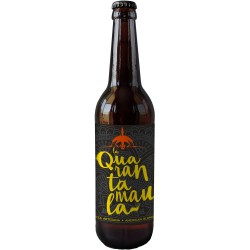 La Quarantamaula American Golden Ale
