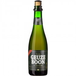 Oude Geuze Boon à l'Anciennne