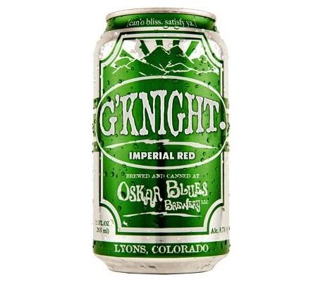 Oskar Blues Brewery G'Knight