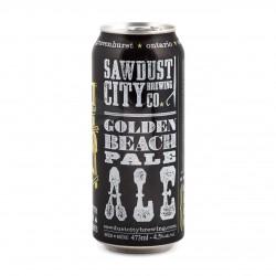 Sawdust City Golden Beach Pale Ale