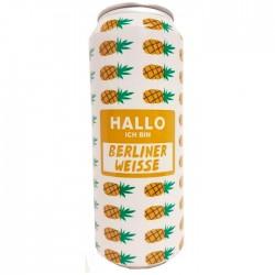 Mikkeller Hallo Ich Bin Berliner Weisse with Pineapples