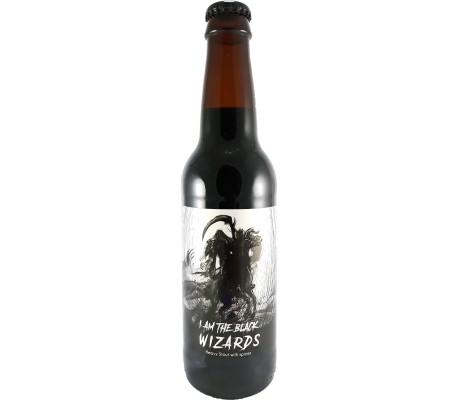In Peccatum Craft Beer I Am the Black Wizard