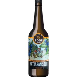 Edge Brewing & Brewdog Patxaran Sour