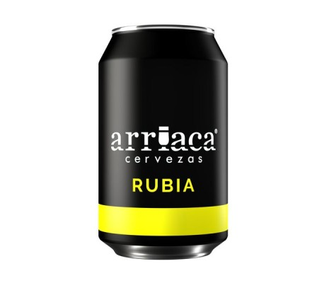 Arriaca Rubia (lata)