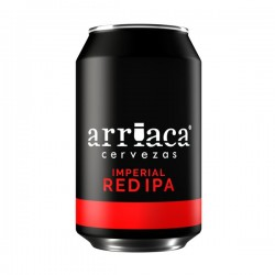 Arriaca Imperial Red IPA (lata)