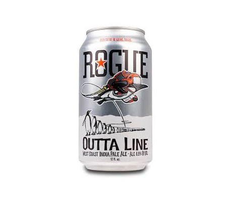Rogue Outta Line (35,5cl.)