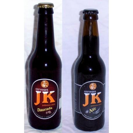 Pack degustación cervezas JK