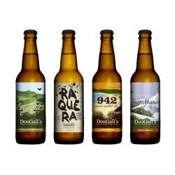 Pack Degustación Cerveza Dougall´s
