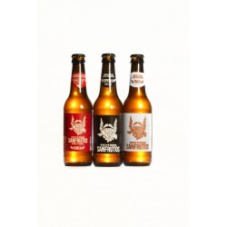 Pack Degustación Cervezas San Frutos